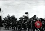 Image of United States infantrymen United Kingdom, 1944, second 12 stock footage video 65675075131