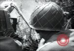 Image of United States troops Saint Lo France, 1944, second 2 stock footage video 65675075136