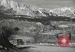 Image of Soviet jeep Yalta Crimea Ukraine, 1945, second 5 stock footage video 65675075141