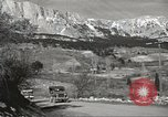 Image of Soviet jeep Yalta Crimea Ukraine, 1945, second 6 stock footage video 65675075141