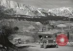 Image of Soviet jeep Yalta Crimea Ukraine, 1945, second 8 stock footage video 65675075141