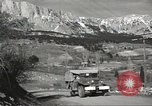 Image of Soviet jeep Yalta Crimea Ukraine, 1945, second 11 stock footage video 65675075141