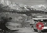 Image of Soviet jeep Yalta Crimea Ukraine, 1945, second 12 stock footage video 65675075141