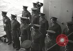 Image of Franklin Roosevelt Egypt Suez Canal, 1945, second 12 stock footage video 65675075144