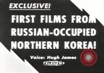 Image of North Korean workers North Korea, 1948, second 6 stock footage video 65675075152