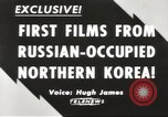 Image of North Korean workers North Korea, 1948, second 7 stock footage video 65675075152