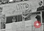 Image of Chancellor Adolf Hitler Berlin Germany, 1936, second 5 stock footage video 65675075156