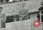 Image of Chancellor Adolf Hitler Berlin Germany, 1936, second 8 stock footage video 65675075156