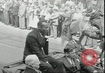 Image of Jesse Owens celebrated New York City USA, 1936, second 1 stock footage video 65675075158