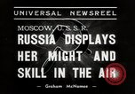 Image of Soviet airplanes Soviet Union, 1938, second 2 stock footage video 65675075167