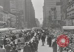 Image of parade New York City USA, 1947, second 3 stock footage video 65675075171