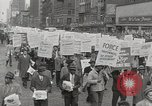 Image of parade New York City USA, 1947, second 8 stock footage video 65675075171