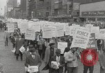 Image of parade New York City USA, 1947, second 9 stock footage video 65675075171
