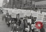 Image of parade New York City USA, 1947, second 10 stock footage video 65675075171