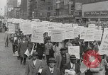 Image of parade New York City USA, 1947, second 11 stock footage video 65675075171