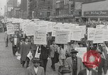 Image of parade New York City USA, 1947, second 12 stock footage video 65675075171