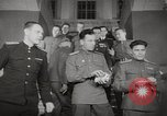 Image of Soviet officials Moscow Soviet Union, 1947, second 9 stock footage video 65675075176