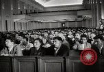Image of award ceremony Moscow Soviet Union, 1947, second 4 stock footage video 65675075179