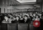 Image of award ceremony Moscow Soviet Union, 1947, second 5 stock footage video 65675075179