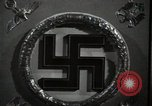 Image of Adolf Hitler Nuremberg Germany, 1936, second 6 stock footage video 65675075180