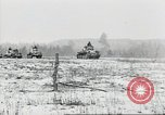 Image of German Tiger I tanks Eastern Front European Theater, 1941, second 9 stock footage video 65675075208