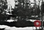 Image of German  tanks Eastern Front European Theater, 1941, second 2 stock footage video 65675075210
