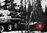 Image of German  tanks Eastern Front European Theater, 1941, second 5 stock footage video 65675075210