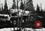 Image of German  tanks Eastern Front European Theater, 1941, second 8 stock footage video 65675075210
