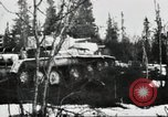 Image of German  tanks Eastern Front European Theater, 1941, second 9 stock footage video 65675075210