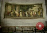 Image of mural Washington DC USA, 1990, second 1 stock footage video 65675075211