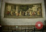 Image of mural Washington DC USA, 1990, second 6 stock footage video 65675075211