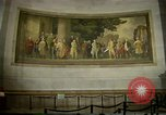 Image of mural Washington DC USA, 1990, second 8 stock footage video 65675075211