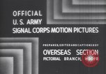 Image of United States infantrymen Munich Germany, 1945, second 1 stock footage video 65675075220