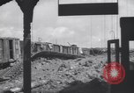 Image of Bunzenhaufen bombed railroad marshaling yard World War 2 Munich Germany, 1945, second 4 stock footage video 65675075221