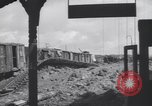 Image of Bunzenhaufen bombed railroad marshaling yard World War 2 Munich Germany, 1945, second 6 stock footage video 65675075221