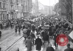 Image of Starving and desperate German civilians after World War 2 Munich Germany, 1945, second 3 stock footage video 65675075224