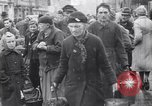 Image of Starving and desperate German civilians after World War 2 Munich Germany, 1945, second 6 stock footage video 65675075224