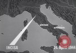 Image of Italian Campaign Incisa Italy, 1944, second 3 stock footage video 65675075229