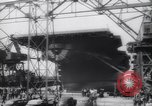 Image of USS Franklin CV-13 Newport News Virginia USA, 1943, second 9 stock footage video 65675075236