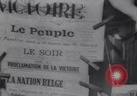Image of General Charles de Gaulle Paris France, 1945, second 3 stock footage video 65675075250