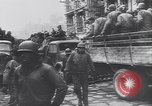 Image of Allied prisoners marched in Rome Rome Italy, 1944, second 2 stock footage video 65675075260