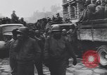 Image of Allied prisoners marched in Rome Rome Italy, 1944, second 5 stock footage video 65675075260