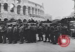 Image of Allied prisoners marched in Rome Rome Italy, 1944, second 11 stock footage video 65675075260