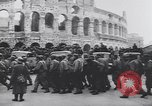 Image of Allied prisoners marched in Rome Rome Italy, 1944, second 12 stock footage video 65675075260