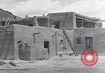 Image of Pueblo Native American Indian people lifestyle United States USA, 1920, second 11 stock footage video 65675075280