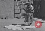 Image of Pueblo Native American Indian food preparation United States USA, 1920, second 8 stock footage video 65675075281