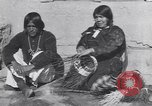Image of Pueblo Native American Indian handicrafts United States USA, 1920, second 8 stock footage video 65675075282