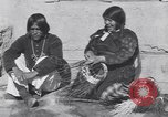 Image of Pueblo Native American Indian handicrafts United States USA, 1920, second 10 stock footage video 65675075282