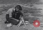 Image of Native American Indian Boy Scouts demonstrate skills United States USA, 1933, second 12 stock footage video 65675075295