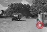 Image of evacuation hospital European Theater, 1945, second 7 stock footage video 65675075313
